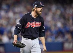 Nella foto Andrew Miller (Frank Gunn/The Canadian Press via AP)