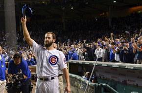 Jake Arrieta ( Matt Marton-USA TODAY Sports)