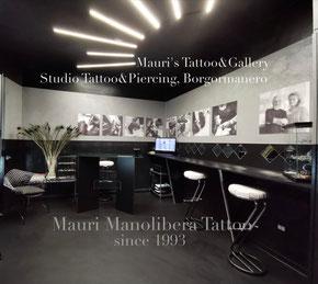 Mauri Manolibera Tattoo