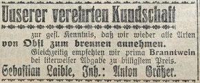 Gemeindeanzeiger 11.12.1926