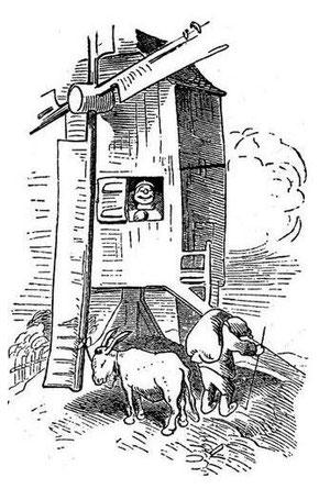 Zeichnung: Wilhelm Busch