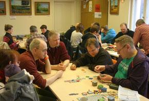 Pegsus-Spielclubtag im 2. OG