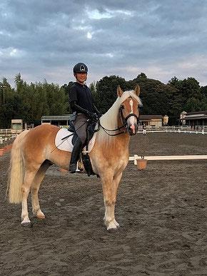 馬が自信を持つようにするのが最大のテーマ