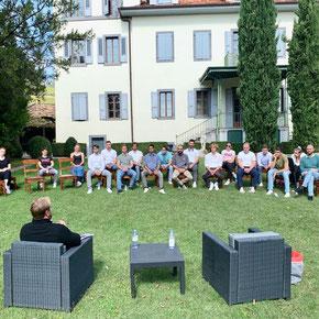 Unser Studierenden aus dem Sportmanagement sind aktuell in der Schweiz und besuchen zahlreiche Weltverbände des Sports.