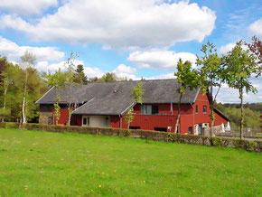 Ferienbauernhof in der Eifel NRW - der Ferienhof Vennhof