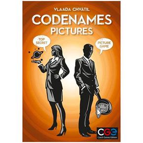 SPIEL'16 Vorschau: Codenames Pictues