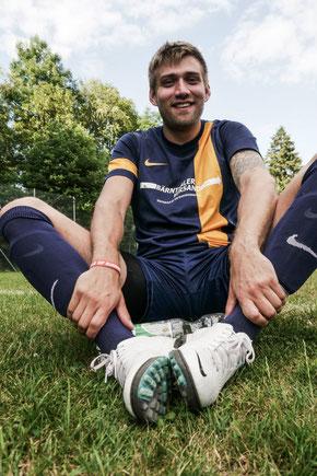 Topform mit Torriecher: Markus Liebner traf dreimal ins Netz.