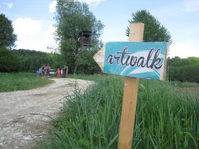 Artwalk 2012 @ Werkstatt Murberg