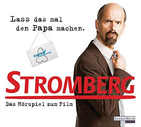 CD-Cover Stromberg Hörspiel zum Film