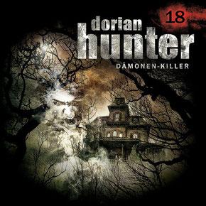 CD-Cover Dorian Hunter - Kane