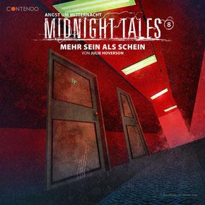 CD-Cover Midnight Tales - Folge 8 - Mehr sein als Schein
