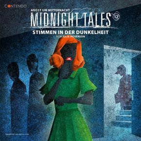 CD-Cover Midnight Tales - Folge 12 - Stimmen in der Dunkelheit