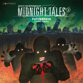 CD-Cover Midnight Tales - Folge 3 - Futterneid