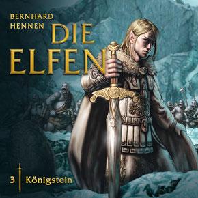 CD-Cover Die Elfen - Königstein