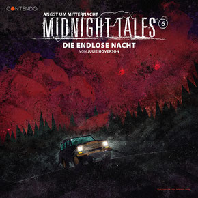 CD-Cover Midnight Tales - Folge 6 - Die endlose Nacht