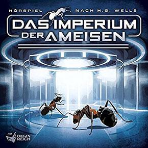 CD-Cover Das Imperium der Ameisen