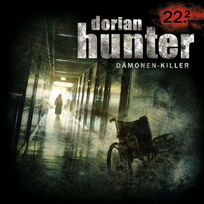 CD-Cover Dorian Hunter - Esmeralda Vergeltung