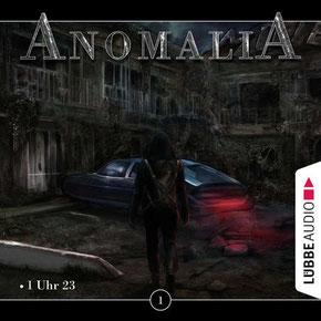 CD-Cover Anomalia Folge 1