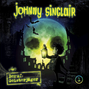 CD-Cover Johnny Sinclair Folge 1