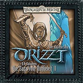CD-Cover Drizzt - 11 – Der magische Stein (Hörspiel)