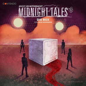 CD-Cover Midnight Tales - Folge 5 - Die Box