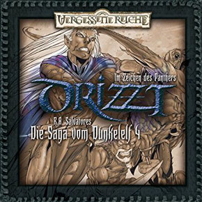 CD-Cover Drizzt - Im Zeichen des Panthers
