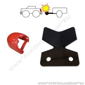 Stoßstangenschutz für Anhängerkupplung