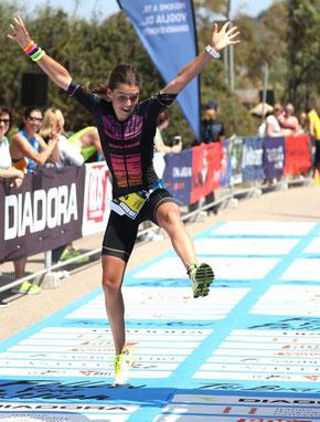 Daniela Kleiser - Triathlon - IRONMAN 70.3 St. Pölten (27.05.2018)