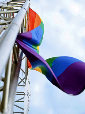 Copyright, AincaArt, Ainca Kira, Foto und Text, Writer, Photographer, Photography, LBGTIQ, Regenbogen, Regenbogenflagge, Rainbow, GayWest2014