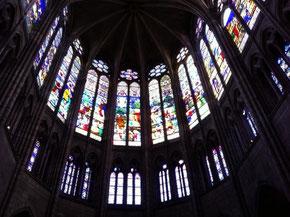 Basilique St Denis. (Source : Wily, Mai 2015)