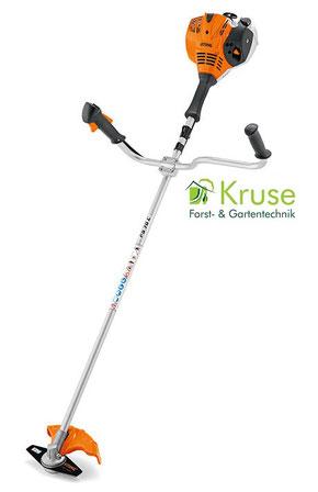 Motorsensen für den anspruchsvollen Anwender von Kruse Gartentechnik aus Petershagen.