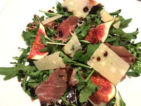 Rucola-Feigen-Salat