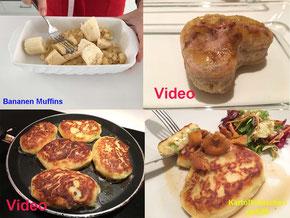 Neue Videos aus der Kochphilosophen-Küche