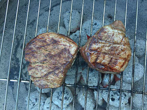 Tournedos barbecue