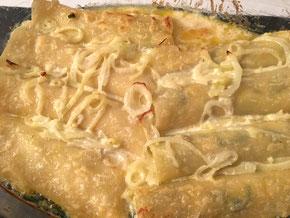 Cannelloni mit Gemüse
