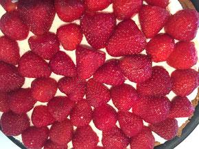 Erdbeeren Tarte