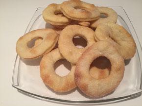 Butter-Ringe oder Bolgarskoe