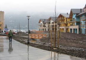 Pre opening Walensee Resort