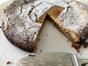 Gâteau de Payern - Haselnusskuchen
