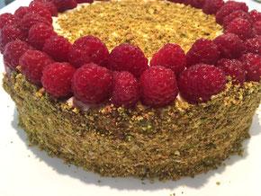Smaragd-Torte