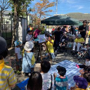 レモネードスタンド 小児がん みんなのレモネードの会 横浜 チャリティー バザー