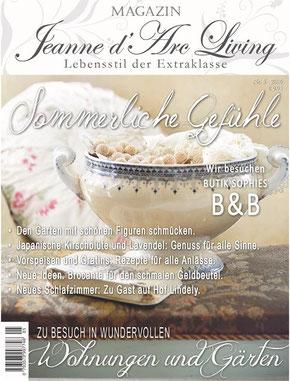 Jeanne d'Arc Living Magazine bei Smuk, Langenhagen
