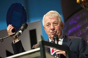 Wim van de Leegte van VDL opende de Technasium Brabant-Oost Netwerkbijeenkomst 2014.