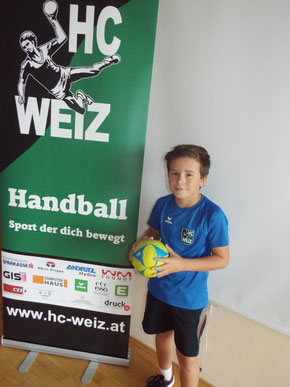 Bester Werfer: Siutz Aaron (14)