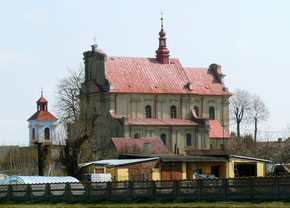 Kościół w Brzeźniu