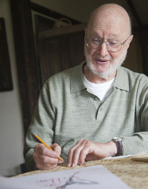 Jules Feiffer - One Of My Heroes ! ! !