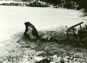 Diese Szene ist im 2 km entfernten Mezihoří entstanden.