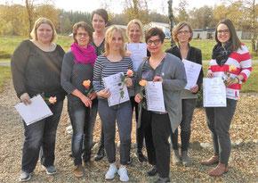 Hanna und Tanja haben die Ausbildung zum QualitätsCoach erfolgreich absolviert