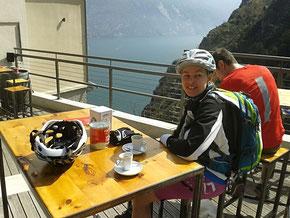 Gardasee, Riva del Garda, Ponale Alto Belvedere