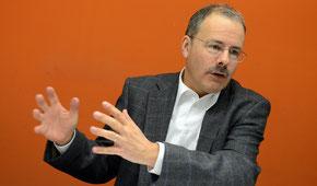 Jürg Schlup, Präsident der Ärztegesellschaft des Kantons Bern.